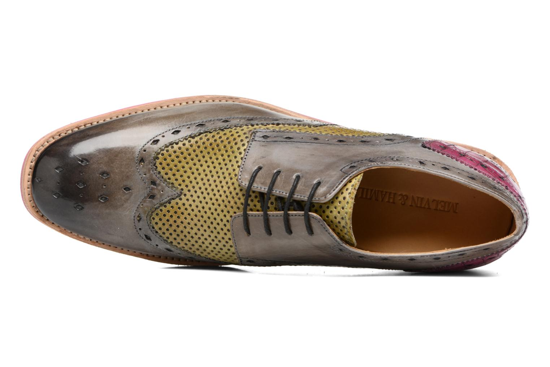 Chaussures à lacets Melvin & Hamilton Eddy 5 Multicolore vue gauche