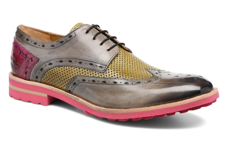 Chaussures à lacets Melvin & Hamilton Eddy 5 Multicolore vue détail/paire