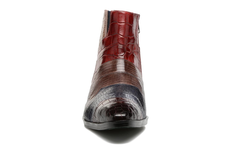 Bottines et boots Melvin & Hamilton Ricky 6 Multicolore vue portées chaussures