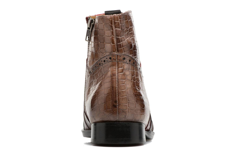 Bottines et boots Melvin & Hamilton Ricky 6 Multicolore vue droite