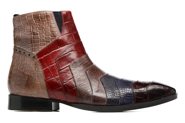 Bottines et boots Melvin & Hamilton Ricky 6 Multicolore vue derrière