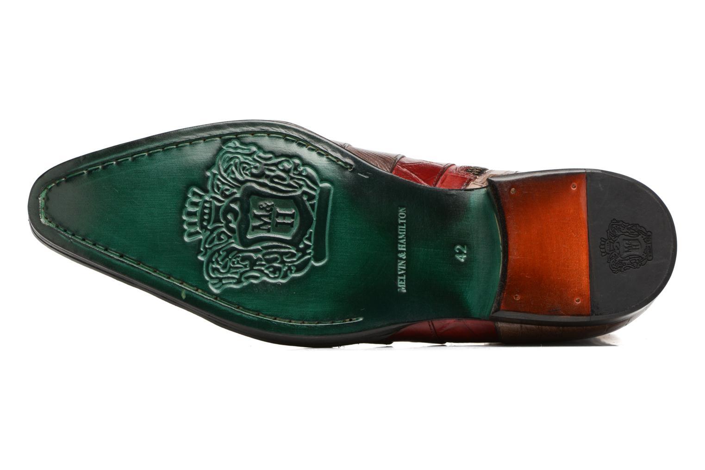 Bottines et boots Melvin & Hamilton Ricky 6 Multicolore vue haut
