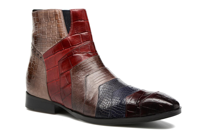 Bottines et boots Melvin & Hamilton Ricky 6 Multicolore vue détail/paire
