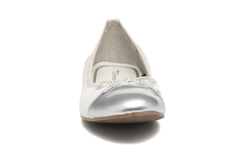 Ballerinaer Tamaris Aubépine Hvid se skoene på