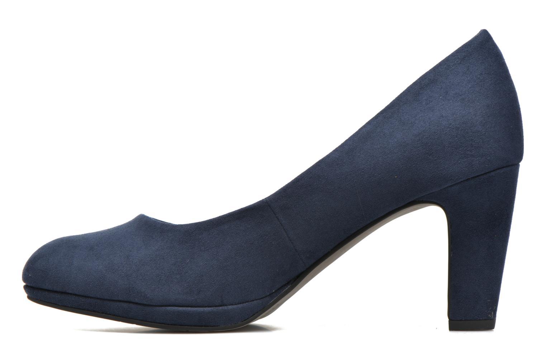 High heels Tamaris Hellébore Blue front view