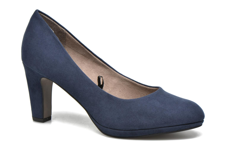 High heels Tamaris Hellébore Blue detailed view/ Pair view