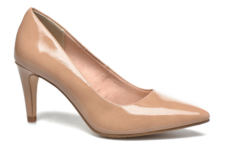Høje hæle Tamaris Kaly Beige detaljeret billede af skoene