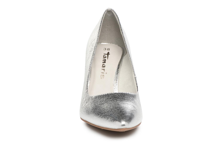 Høje hæle Tamaris Kaly Sølv se skoene på