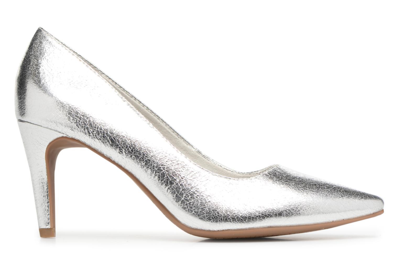High heels Tamaris Kaly Silver back view