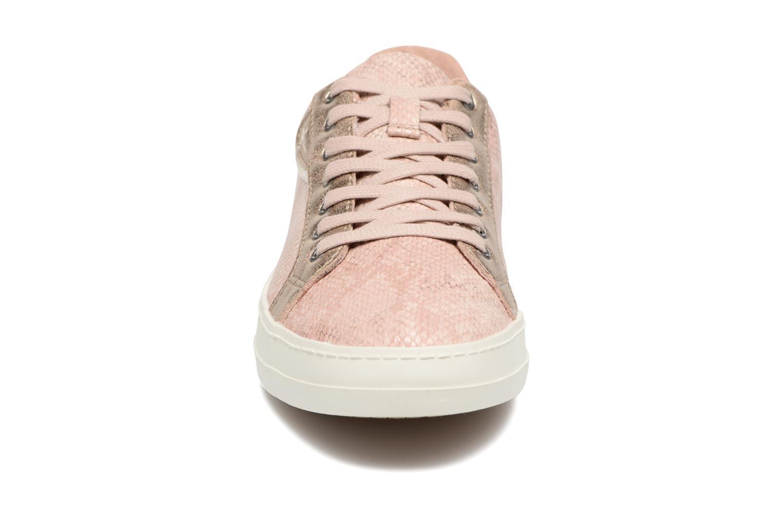 Baskets Tamaris Narcisse Rose vue portées chaussures