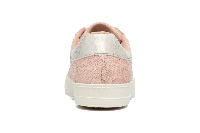 Sneakers Tamaris Narcisse Roze rechts