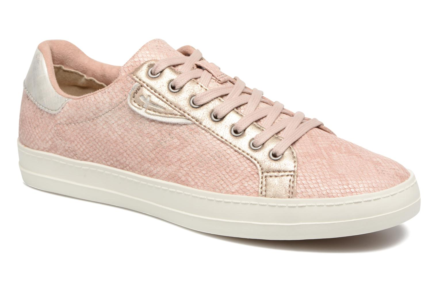 Baskets Tamaris Narcisse Rose vue détail/paire