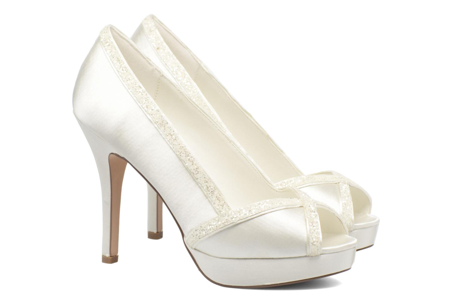 Pumps Menbur ALMUDENA Wit 3/4'