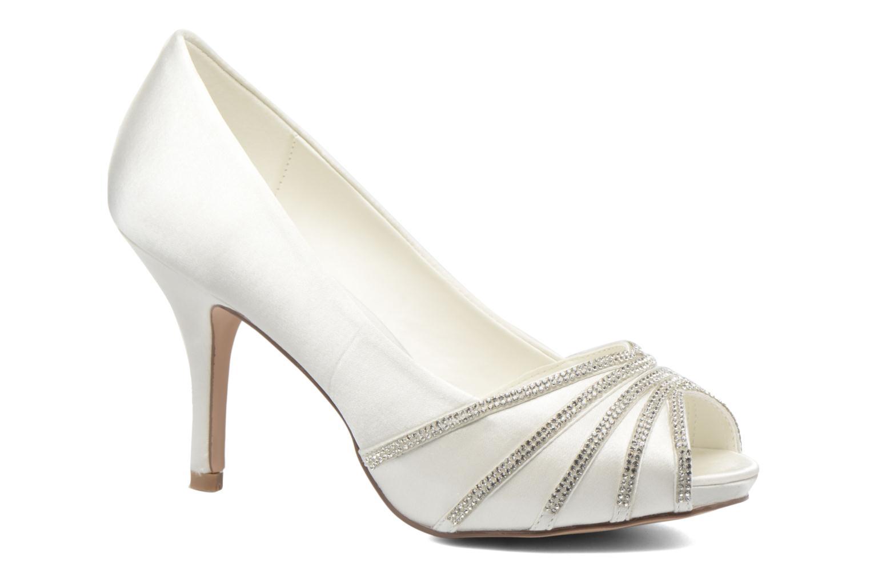 Marques Chaussure femme Menbur femme JULIETA Ivory
