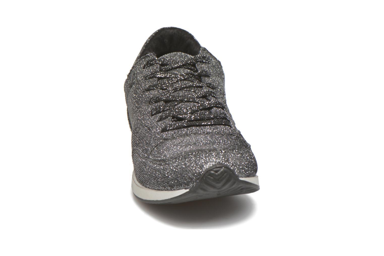Baskets Ippon Vintage Run Sparks Argent vue portées chaussures