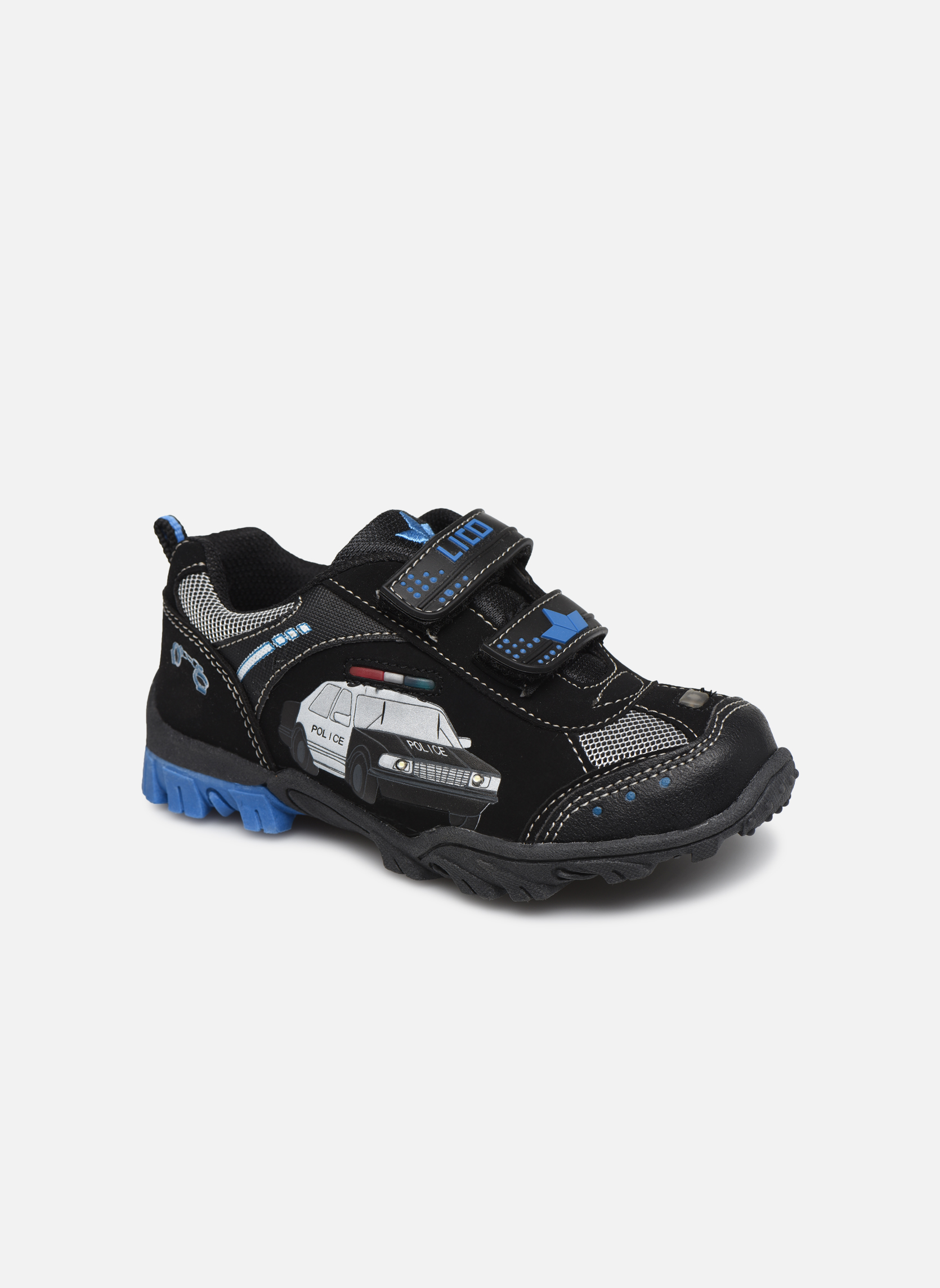 Trainers LICO Chief V Blue detailed view/ Pair view