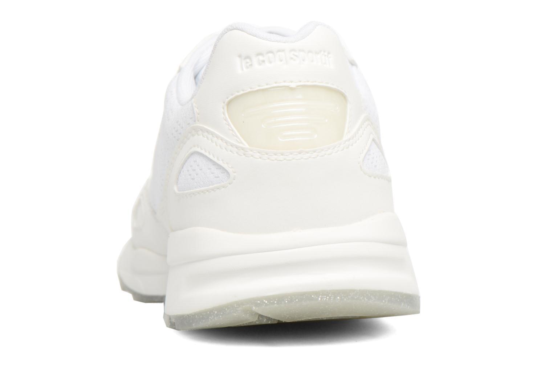 Baskets Le Coq Sportif Lcs R900 W Iridescent Blanc vue droite