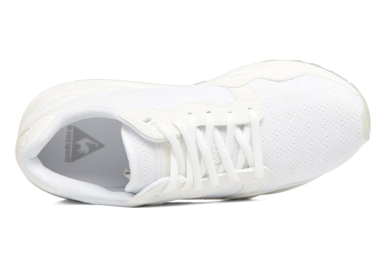 Baskets Le Coq Sportif Lcs R900 W Iridescent Blanc vue gauche
