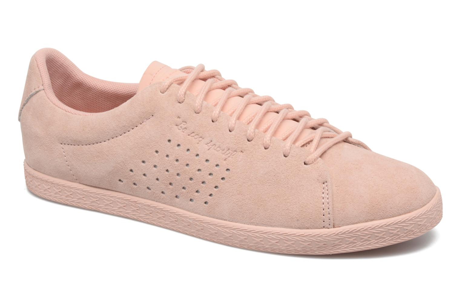 Charline Nubuck Rose Cloud