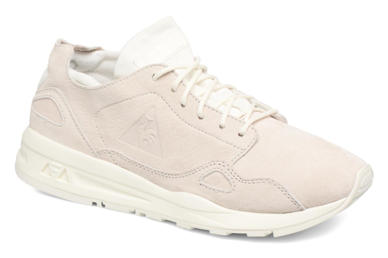 Sneakers Le Coq Sportif Lcs R Flow Nubuck Beige vedi dettaglio/paio