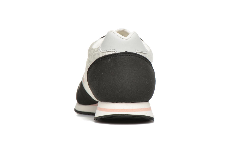 Alice S Suede/Nylon marshmallow/black/rose cloud
