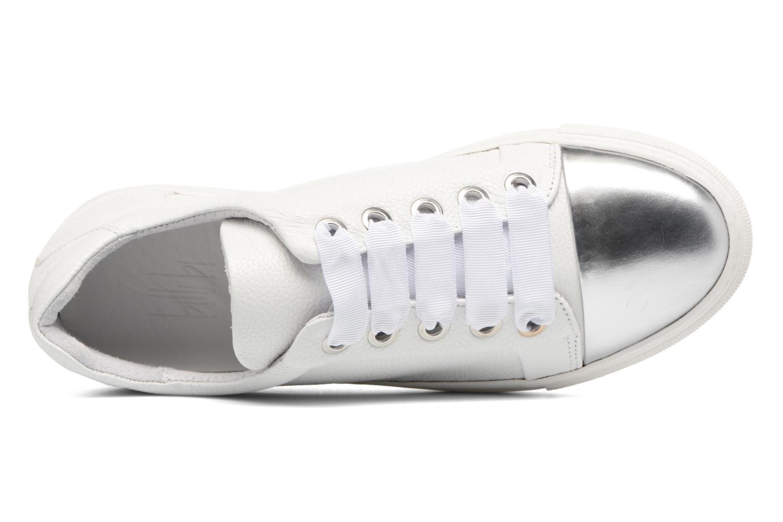 Figari Silver/ White Buffalo