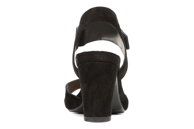 Sandales et nu-pieds Billi Bi Arabba Noir vue droite