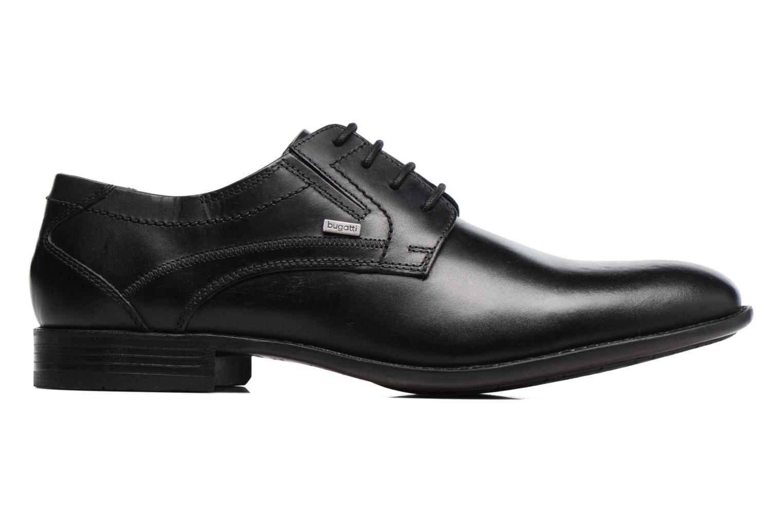 Chaussures à lacets Bugatti Baspare Noir vue derrière
