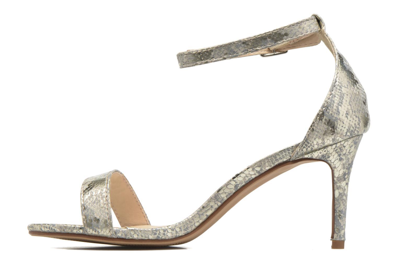 Sandalias I Love Shoes MCGARCIA Beige vista de frente