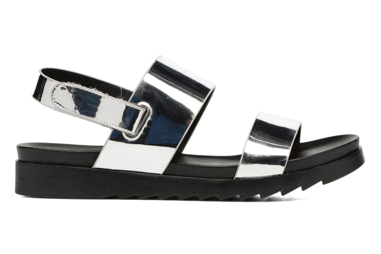 Sandalias I Love Shoes BLEEVA Plateado vistra trasera