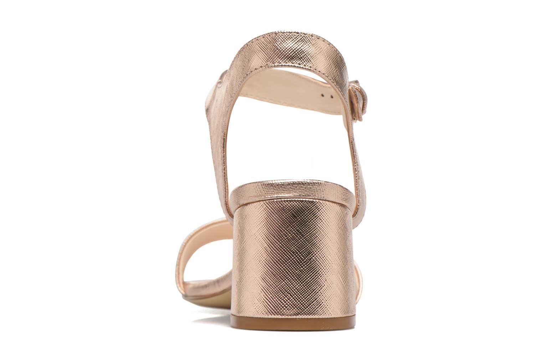 Sandalen I Love Shoes BLEUR gold/bronze ansicht von rechts