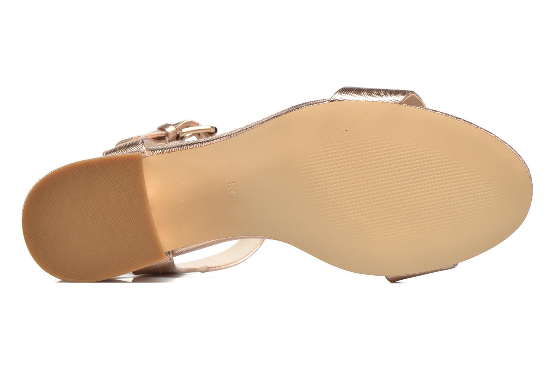Sandalen I Love Shoes BLEUR gold/bronze ansicht von oben