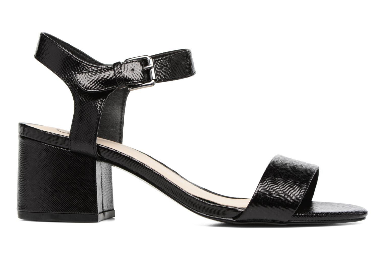 Sandalen I Love Shoes BLEUR schwarz ansicht von hinten