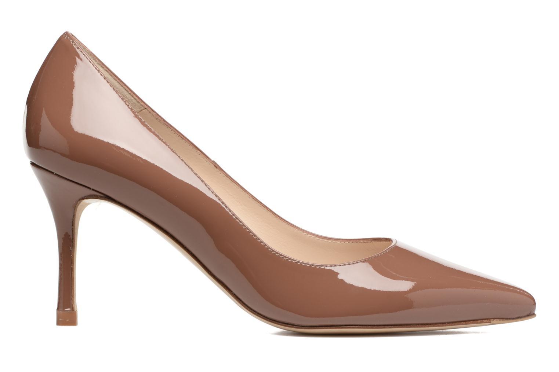 Zapatos de tacón L.K. Bennett Bianca Marrón vista lateral izquierda