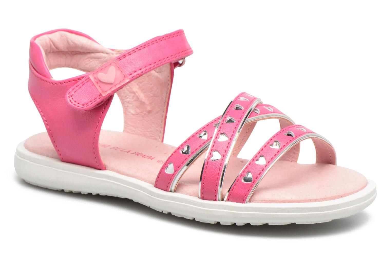 Sandales et nu-pieds Agatha Ruiz de la Prada Beauty Rose vue détail/paire