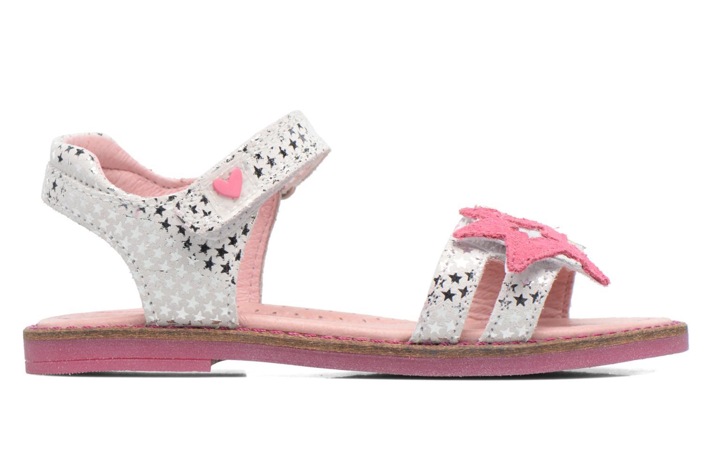 Sandali e scarpe aperte Agatha Ruiz de la Prada Miss Ponza 2 Bianco immagine posteriore