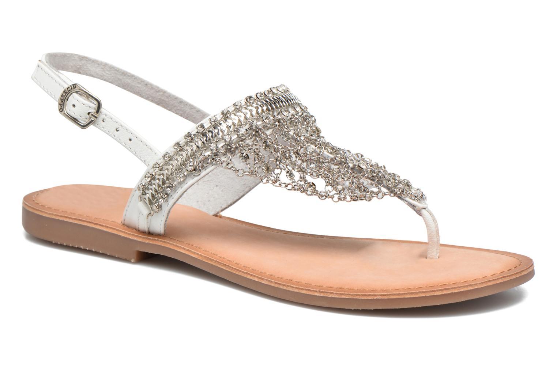 Sandales et nu-pieds Gioseppo Myrna Blanc vue détail/paire