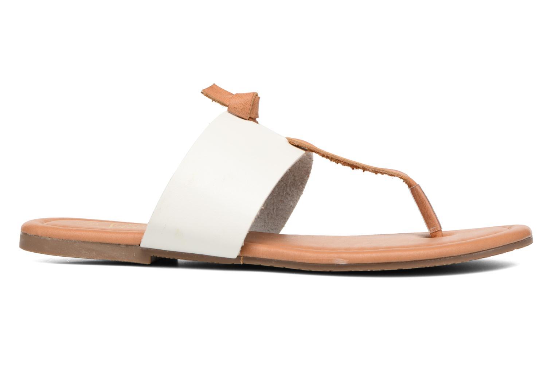 Sandales et nu-pieds I Love Shoes THIVUS Blanc vue derrière