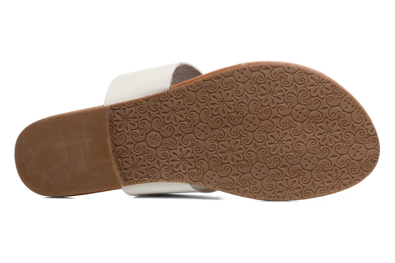 Sandales et nu-pieds I Love Shoes THIVUS Blanc vue haut