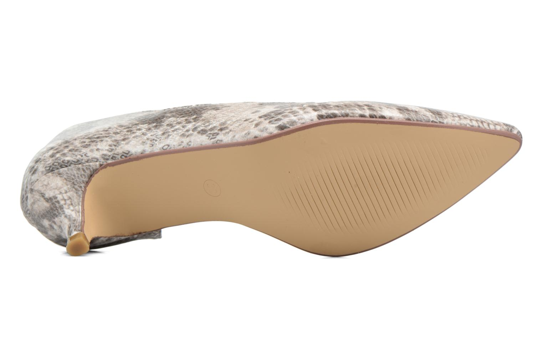 Escarpins I Love Shoes THETA Gris vue haut