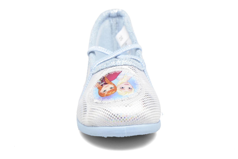 Chaussons Frozen SUBLIME Bleu vue portées chaussures