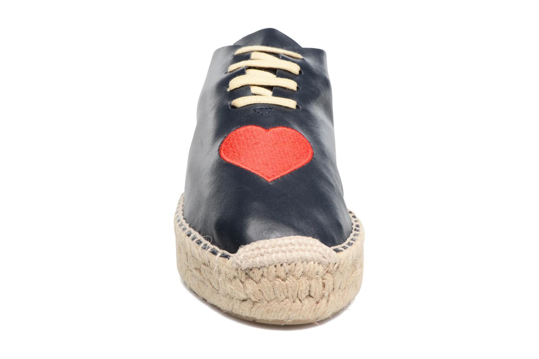 Espadriller Apologie Adrienne Blå bild av skorna på