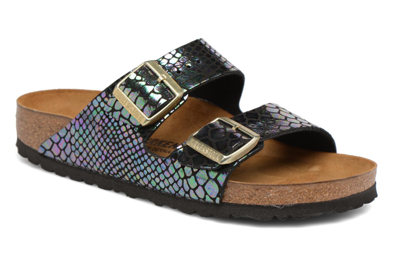 Grandes descuentos últimos zapatos Birkenstock Arizona W (Negro) - Zuecos Descuento