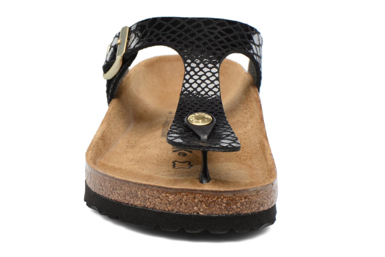 Sandaler Birkenstock Gizeh W Sort se skoene på