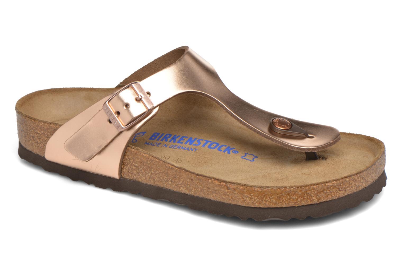 Grandes descuentos últimos zapatos Birkenstock Gizeh W (Marrón) - Sandalias Descuento