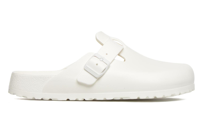 Sandali e scarpe aperte Birkenstock Boston Eva Bianco immagine posteriore