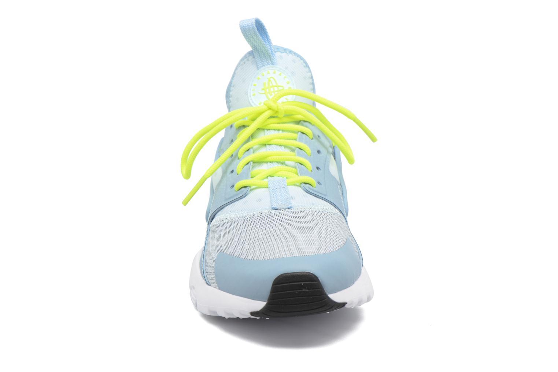 Baskets Nike Nike Air Huarache Run Ultra (Gs) Bleu vue portées chaussures