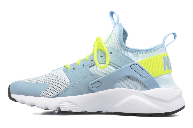 Baskets Nike Nike Air Huarache Run Ultra (Gs) Bleu vue face