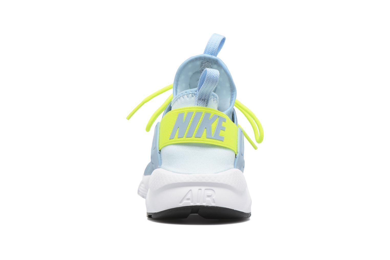 Baskets Nike Nike Air Huarache Run Ultra (Gs) Bleu vue droite