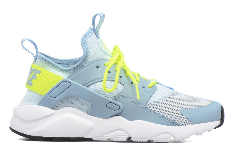 Baskets Nike Nike Air Huarache Run Ultra (Gs) Bleu vue derrière